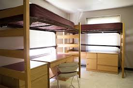 Corner bunk beds  WHAT DOES AN NDC ROOM LOOK LIKE?