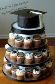 Cupcakes Or Cake Speedy Ideas For Your Graduation Party Dessert