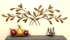 leaf wall decor metal leaf wall decor outdoor metal wall art large large size of wall