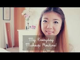 my everyday makeup routine high makeup tutorial