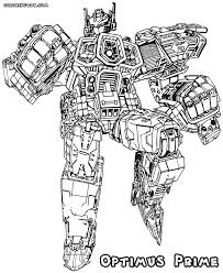 Small Picture Optimus Prime coloring pages Coloring pages to download and print