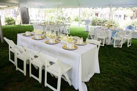 baby shower tentscape from a blue gold baby shower via kara s party ideas karaspartyideas