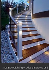 outdoor stairs lighting. Deck Stair Lighting Outdoor Stairs