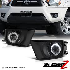 2012-2015 Toyota Tacoma X Runner Pre Runner Halo Projector ...