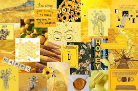 aesthetic yellow wallpapers top free