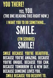 Smile Because Your Beautiful Quotes Best Of 24 EPIC Smile Quotes That Evoke True Value Of Smiling BayArt