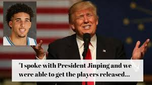 Liangelo Ball Returns Home. Trump Negotiates Release. Lavar Denies ...