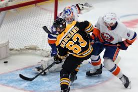 Patrice bergeron scores the overtime winner assisted by torey krug as the boston bruins come out on top of the new york islanders. The Bruins Will Play The New York Islanders In The Second Round Of The Playoffs Stanley Cup Of Chowder