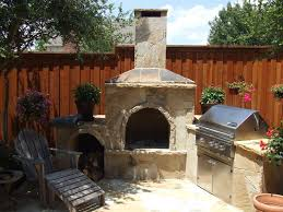 Outdoor Patio Fireplace Designs Pick One the Best Outdoor