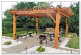 Free Standing Patio Cover Blueprints Free Standing Patio Cover
