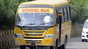 school bus transport