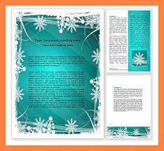 Background Templates For Microsoft Word Word Background Templates Winter Frame Background Word Template