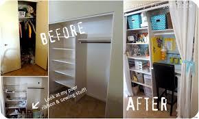 closet into office. Office Wardrobe Ideas. Turn Closet Into Ideas