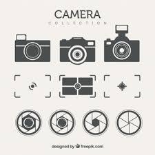 カメラ に関するベクター画像写真素材psdファイル 無料ダウンロード