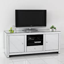 mirrored media cabinet. Modern Mirrored Media Cabinet Throughout