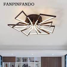 harga produk new creative modern led chandelier for living room bedroom res acrylic led ceiling chandelier