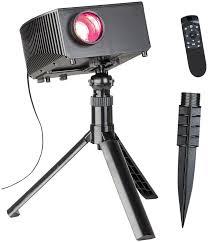 Cinemotion Halloween Movies Light Projection Stake With Sound Upc 086786729373 Lightshow Cinemotion Halloween Movies