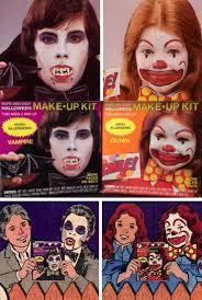 halloween makeup kit for kids. paas halloween makeup kits (1984)   little playthings pinterest 1984 kit for kids t