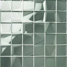 glass wall tiles. 50mm Facet Mosaic Glass Wall Tiles