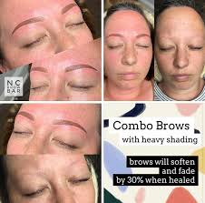 3d eyebrow microblading training course in north carolina. My Transformation From Having Absolutely No Brows The Best Money I Ve Ever Spent Microblading