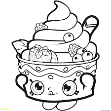 Shopkin Coloring Pages Beautiful Coloring Books To Print Shopkins