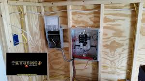 house solar panel wiring wiring diagram sch off grid solar power and grid power wiring a tiny house playhouse home solar panel install house solar panel wiring