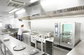 Comercial Kitchen Design Custom Design