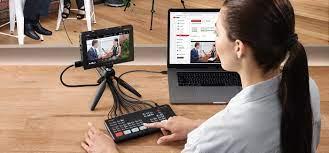 Live-Streaming & Video-Konferenzen in Broadcast Qualität - Teltec