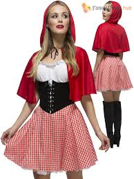 las fever red riding hood costume s book