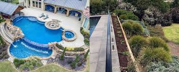 top 40 best pool landscaping ideas