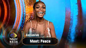 Meet Peace – BBNaija