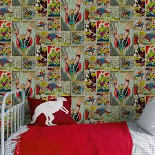 Marvel Bedroom Wallpaper Marvel Wall Decoration Accessories Graham Brown