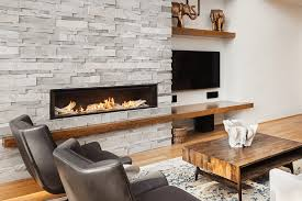 linear gas fireplace. L3 Series Linear Gas Fireplace