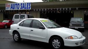 2002 CHEVY CAVALIER SOLD!! - YouTube