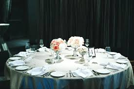 cool centerpieces for round tables wedding dining table decoration round table decor ideas stunning wedding reception