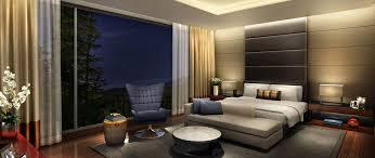 bedroom interior. Wonderful Interior Residential Interior With Bedroom