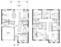 elegant modern double y house plans new home design