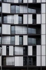 office facade. viviendas en abandoibarra office of architecture in barcelona facade c