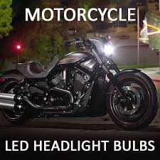 Led Headlight Conversions For Motorcycles Bmw Suzuki