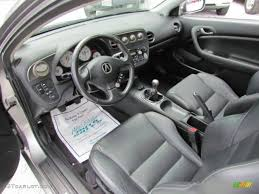 acura rsx 2006 interior. 2006 rsx type s sports coupe magnesium metallic ebony photo 14 acura rsx interior