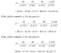 An Introduction To Bonds Bond Valuation Bond Pricing