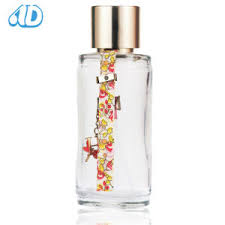 How To Decorate Perfume Bottles China AdP100 Glass Cylinder Perfume Bottle with Decoration China 82