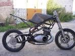 Рама для мотоцикла самодельная