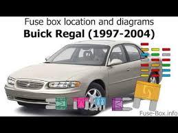 1998 Buick Regal Ls Wiring Schematic 1998 Buick Regal LS Motor