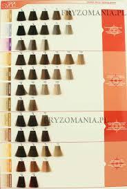 Dream Age Color Chart Matrix Dream Age Hair Color Best Of Matrix So Color Chart