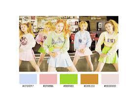 Gifs Joy Wendy Irene Sm Red Velvet Ice Cream Cake Yeri Seulgi