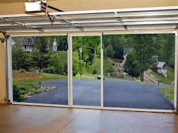 roll up garage door screenLifestyle Garage Screens