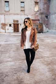the perfect suede moto jacket