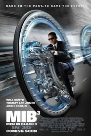 Men in Black 3 (Hombres de Negro 3) 2012