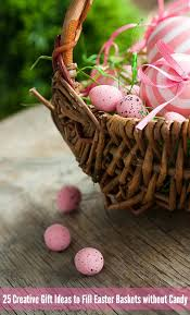 pink easter basket creative easter basket ideas le image